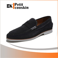 Summer autumn driving casual leather leader shoes for men