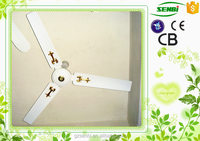 Fashionable long useing life 56 inch 5 speeds vertical ceiling fan