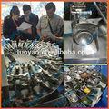 Blanco de huevo yema& separador/de huevo máquina de la separación de sms: 0086-15238398301