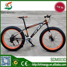 High carbon steel mountain bike snow bike/China factory mountain bike