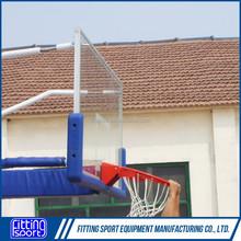 Tempered Glass Outdoor Basketball Backboard