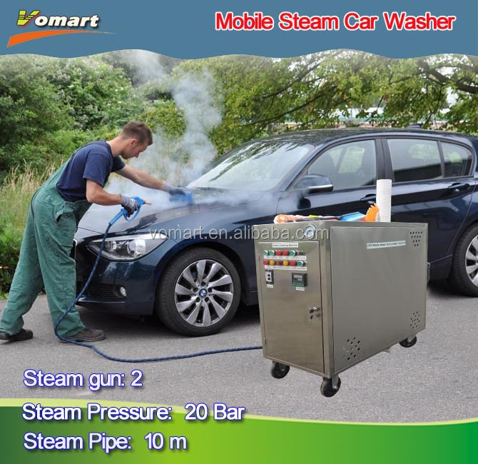 steam car washer machine