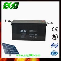 VRLA Solar Battery 12v 200ah maintenance free solar and ups battery