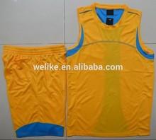 la última parte superior crear calidad camiseta de baloncesto