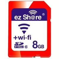 Wi-Wireless SD Card 8GB Class 10 SD Memory Card for eye fi transcend ez Share