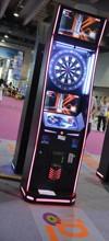2015 arcade dart game machine coin-operated electric dart machine