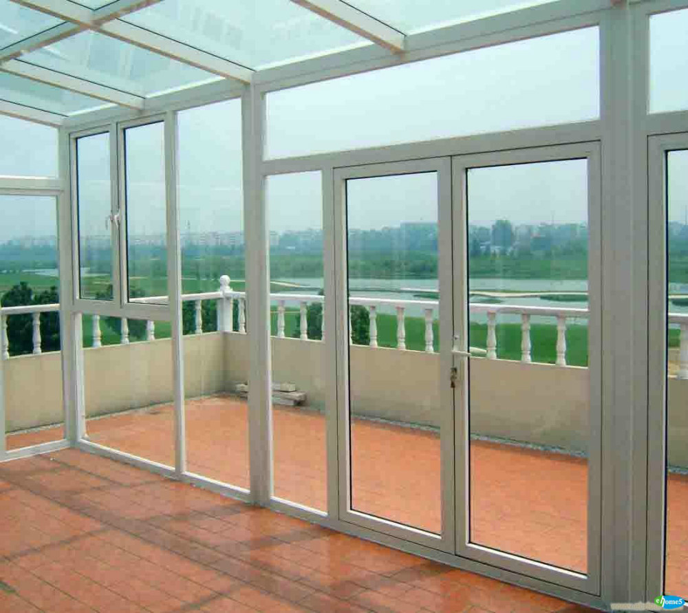 Residential Aluminum Windows : Aluminium windows with flyscreen used in residential or