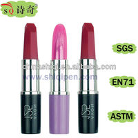 Lipstick Shaped Plastic Ball Pen(SQ2083)