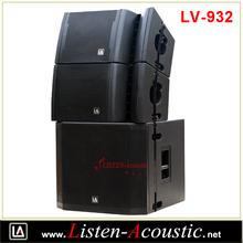 LV-932 18'' Line Array Speaker Sound System Design Like VRX-932