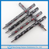 Cheap price promotional metal gel pen roller tip pen are on wholesale