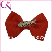 Baby Solid Colors Plastic Hair Clips For Whoelsale CNHBW-13051716-1