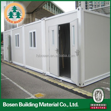 foshan china easy to assemble 20 feet container office