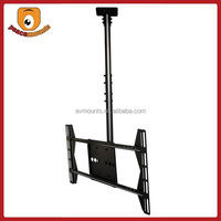 LCD / LED vertical well-knit tv ceiling mounts fits for 37 - 63 inches flat panel displays