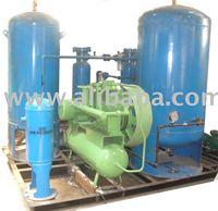 Biogas Compressor and Enrichment System