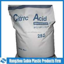 Top grade promotional white animal feed packaging bags/sacks