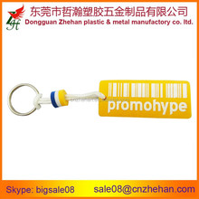 2015 Promotion cheap eva keychain for event