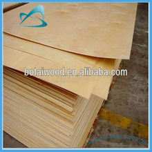 thin laminate birch wood