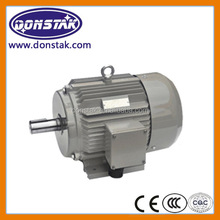 5.5 KW Water Pump Motor, 3 ph AC Induction Motor with Squirrel Cage Type, Fulley Enclosed , Fan Cooled