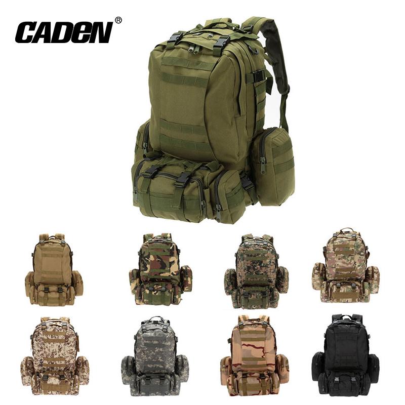 야외 사용자 정의 60L 방수 하이킹 벨크로 전술 군사 배낭 가방