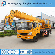 Approached Overseas Level Boom Cranes for Sale