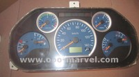 BUS meter Combination of color instruments cluster 38NA7-01100 for Higer scania Kinglong Golden Dragon Yutong panel