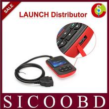 Obdii eobd escáner de código de lanzamiento creader vi+ original código de lanzamiento creader lector 6+ plus