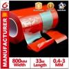 Single Sided Acrylic VHB Tape Pressure Sensitive Adhesive Tape