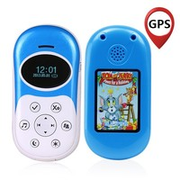 Free shipping New style best sell kids smart SOS Satellite GPS locator tracking mobile phone
