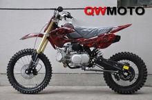 New 150cc zongshen engine oil cooled dirt bike cross pit bike