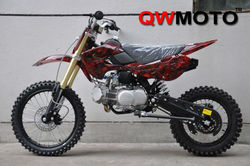 New 150cc zongshen engine oil cooled dirt bike cross pit bike