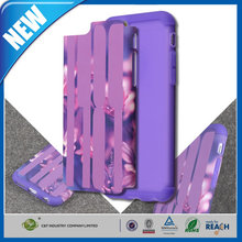 C&T Wholesale luxury newest hybrid rubber rugged combo matte soft case hard cover for iphone6 plus