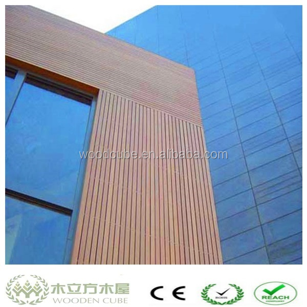 Recycled plastic panels mn for Composite wood panels exterior