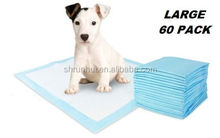 Disposable dog living pads pet dog excrete napkin pet isolated urine nappy waterproof dog mattress animal pad OEM supplier