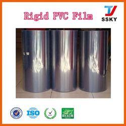 Fashion Design pvc film green/red/white colour sheet transparent roll