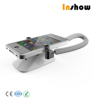 Smart Size Alarm Display Stand for Smartphone, Mobile Phones with Clamp