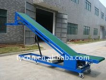 conveyor for loading truck or container