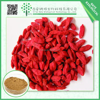 Natural goji berry extract polysaccharides 20% free sample low price