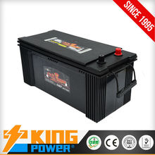 12V King Power rechargeable vehicle battery N150MF amperaggio batteria auto