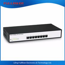Best Network Switch Brands OEM 8 port managed 10/100Mbps