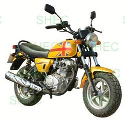 Motorcycle off-road 150cc chopper motorcycle