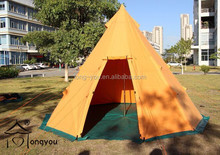 Winter an Autumn used camping tent luxury and large Indian tent