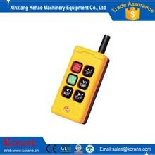 Kcrane brand radio remote control for crane
