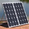 Bluesun best price 100w folding solar panel for sale