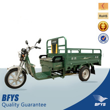 2013 hot-sale 60V 1200W tricycle cargo with DC brushless rear axle motor