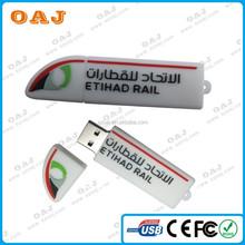 Novelty PVC USB Flash Drive for Car Shape gift