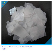 Caustic soda flakes NaOH sodium hydroxide