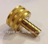 brass threaded female hose adapter
