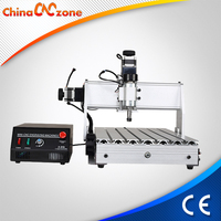 Wholesale CNC 3040 Small Wood Carving Machine at Competitve Price