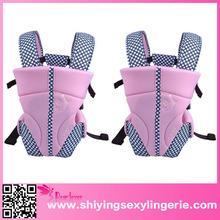 2015 new design Pink Floral Print Insert comfy kangaroo Baby sling Carrier