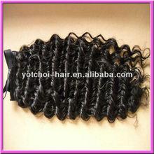 """Hot sale high quality 16"""" silky straight cheap virgin brazlian human hair"""